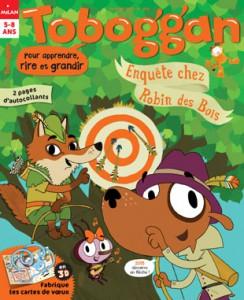 Toboggan enquête chez Robin des Bois en Janvier 2015