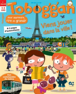 Embarcation immédiate direction Paris avec Toboggan
