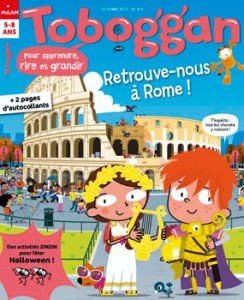 Toboggan : Retrouve-nous à Rome !