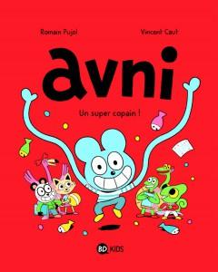 BD Kids tome2 Avni