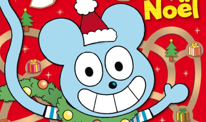 Couv Toboggan jeux Noël