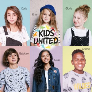 Album Unicef KIDS UNITED