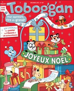 Toboggan Noël 2016