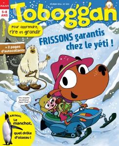 Frissons garantis avec le Toboggan de février !