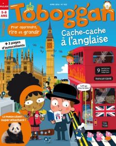 Toboggan vous donne rendez-vous à Londres !