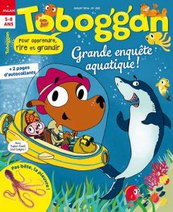 Réalisez une enquête sous marine avec Toboggan