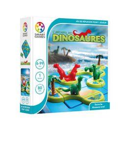 l'archipel des dinosaures - jeu concours octobre toboggan