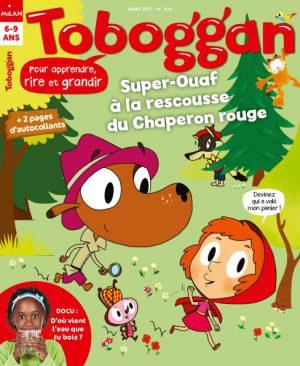 Toboggan Magazine : c'est le printemps ! Mars 2017