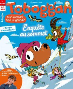 Toboggan : enquête au sommet - Février 2017