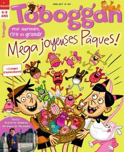 Toboggan Pâques - Avril 2017
