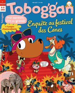 Toboggan : en mai, lis ce qu'il te plaît !