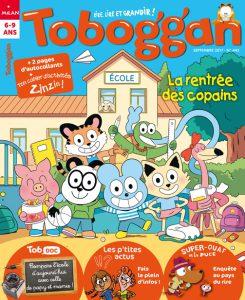 La rentrée des copains - Toboggan magazine