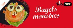 Tobchef : bagels monstres dans ton magazine Toboggan !