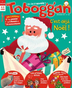 Toboggan : c'est déjà Noël !