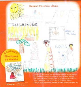 Concours Toboggan « Dessine ton école idéale » - Lilie.O(68)