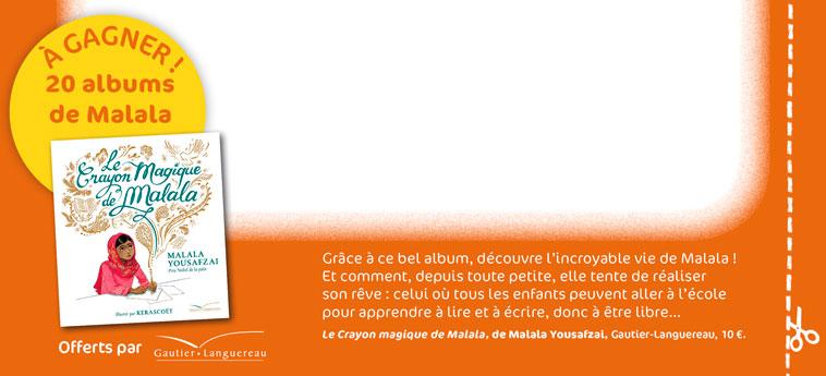 """Concours Toboggan Magazine """" Dessine ton école idéale"""""""