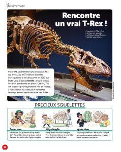 Documentaire : Le T-Rex en invité d'honneur !