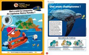 Super ouaf : Qui a volé la casquette du capitaine Nemo Fondlo ?