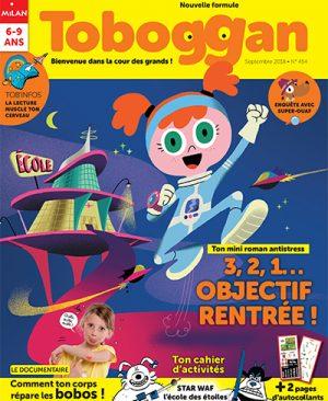 Objectif rentrée avec Toboggan magazine