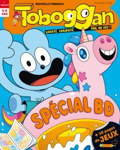 Toboggan Magazine été spécial BD