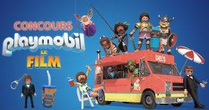 concours Playmobil le film