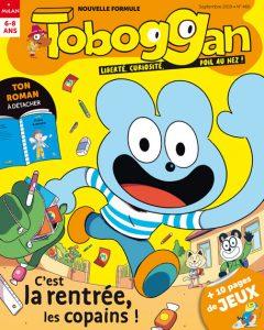 C'est la rentrée les copains avec Toboggan Magazine !