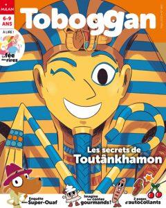 Toboggan Les secrets de Toutânkhamon abonnement