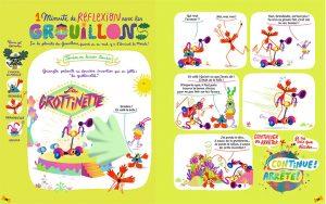 1 minute de réflexion avec les grouilons - Toboggan Magazine