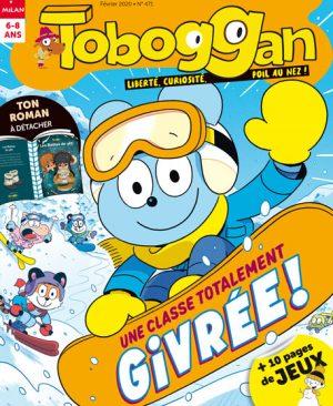 Une classe totalement givrée - Toboggan magazine