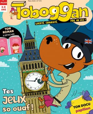 toboggan - mars 2020