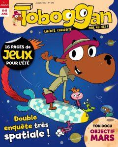 toboggan juillet