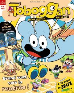 toboggan magazine - septembre