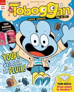 Toboggan magazine Harcèlement à l'école