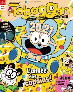 2021 l'année des copains ! Toboggan magazine