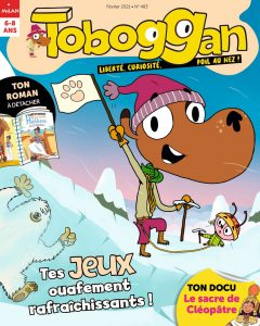 Toboggan magazine - Février 2021