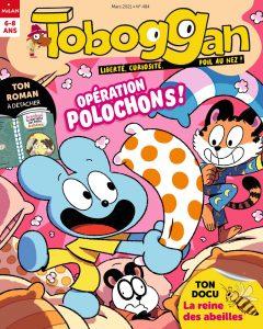 Toboggan magazine - Opération polochons en Mars