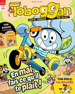 Toboggan magazine mai
