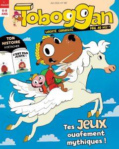 Toboggan magazine : Derniers jours de classe !