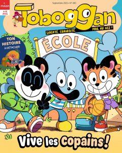 Vive les copains - Toboggan magazine