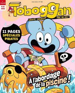 À l'abordage de la piscine - Toboggan magazine